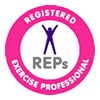 Registered Exercise Professional Logo